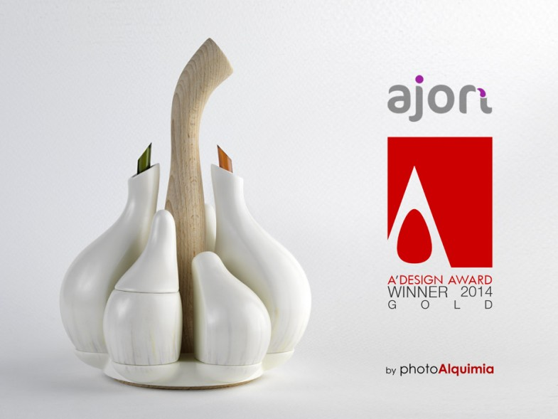 GOLDEN A'Design Award for AJORÍ - by photoAlquimia